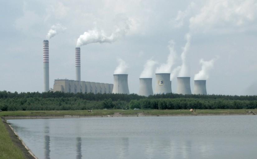 Is het kolenvuur bijnagedoofd?