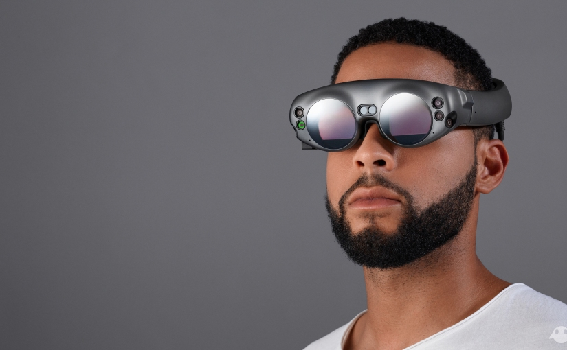The future is now: Magic Leap 1.0 isgeland!